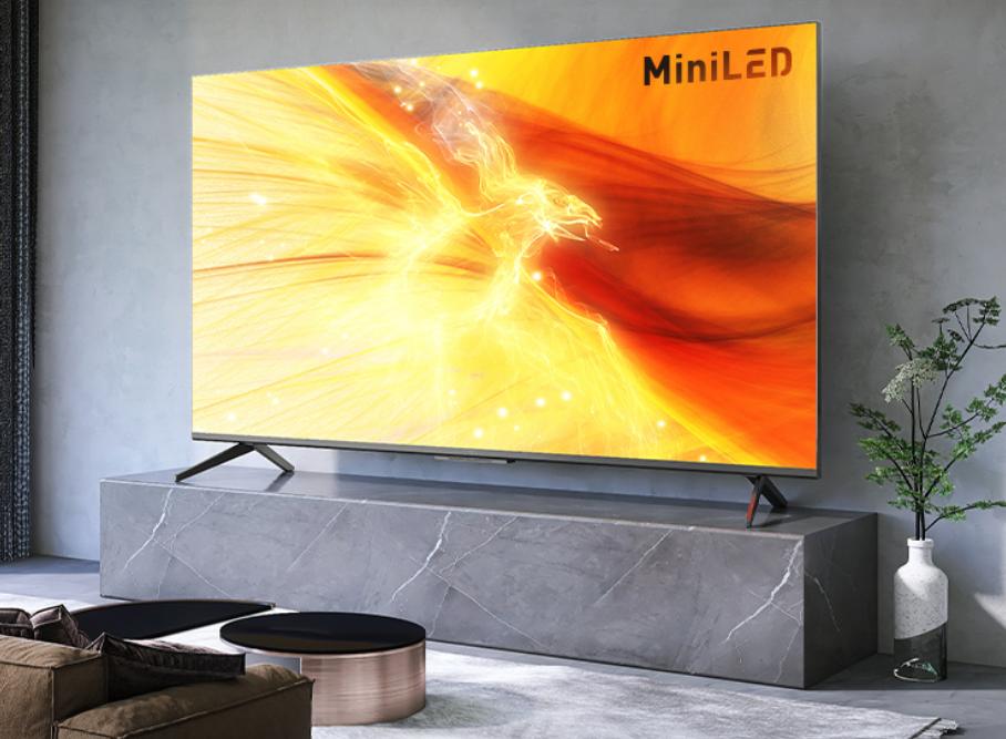 雷鸟65英寸MiniLED电视降至6199元